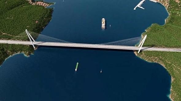 Çanakkale Boğaz Köprüsü İhalesi Yapıldı