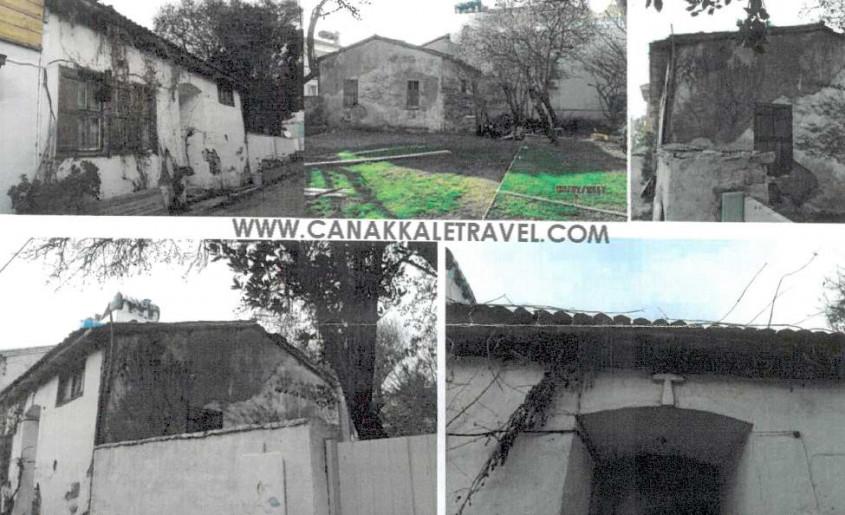 Bozcaada'daki Tarihi Manastır Koruma Altına Alındı