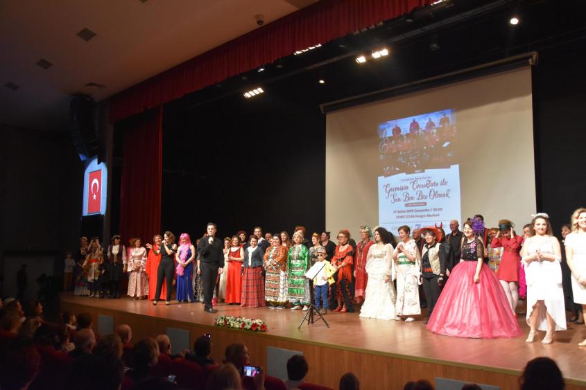 Çanakkale Barış Korosu'ndan Muhteşem Konser