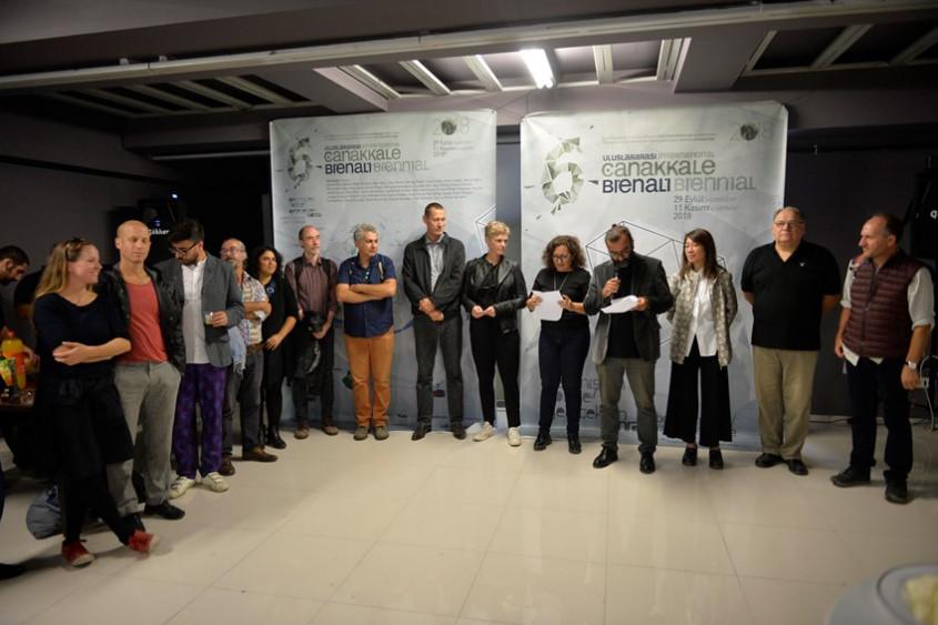 6. Çanakkale Bienali Başladı