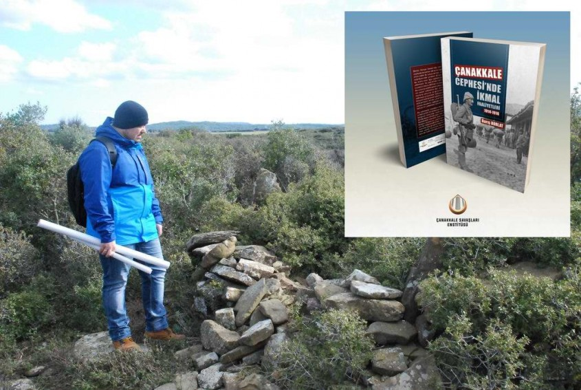 """""""Çanakkale Cephesi'nde İkmal Faaliyetleri"""" Kitabı Yayımlandı"""