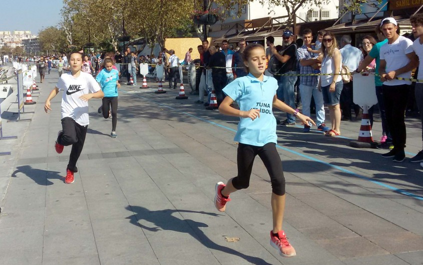 Bu da Çocukların Maratonu