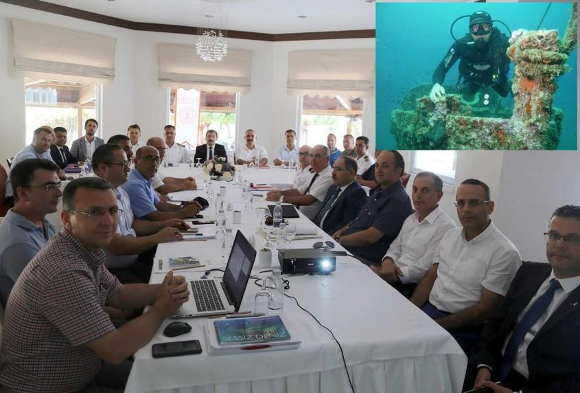 Çanakkale, Dalış Turizminin Yeni Gözde Merkezi Oluyor