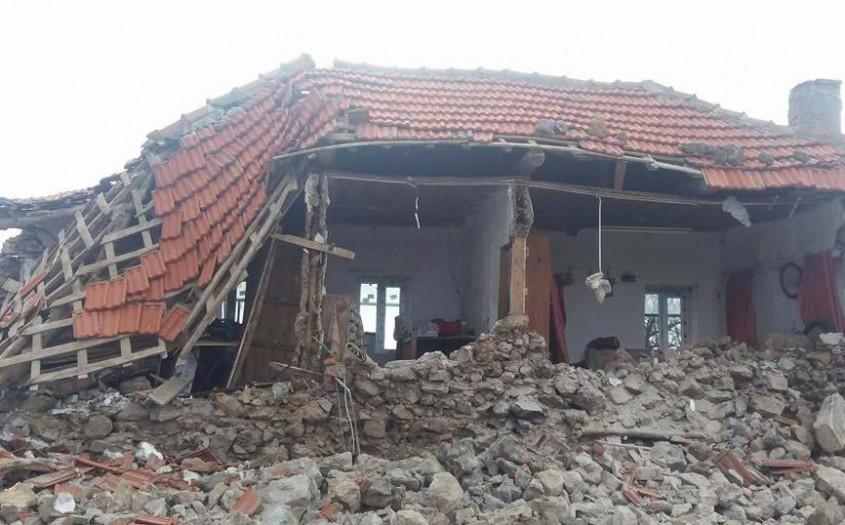 Çanakkale'de Deprem Fırtınası!