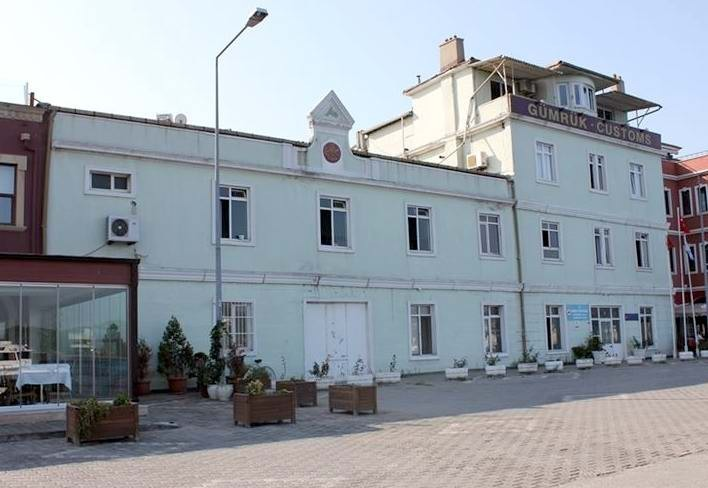 146 Yıllık Tarihi Bina Boşaltıldı, Restorasyon Başlıyor