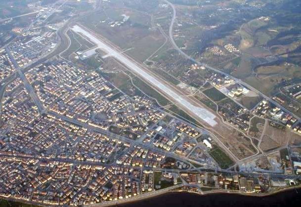 Çanakkale Havalimanı Uluslararası Giriş-Çıkışlara Açıldı