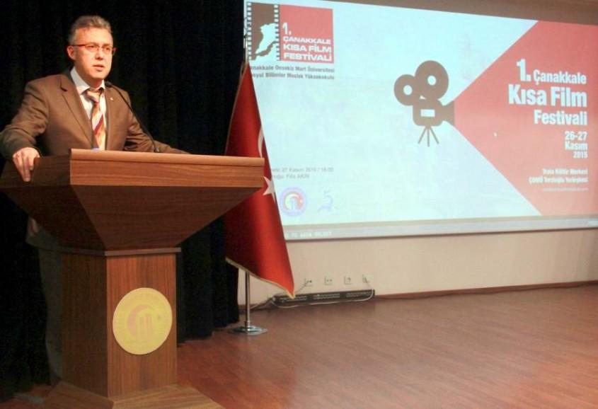 '1. Çanakkale Kısa Film Festivali' Başladı