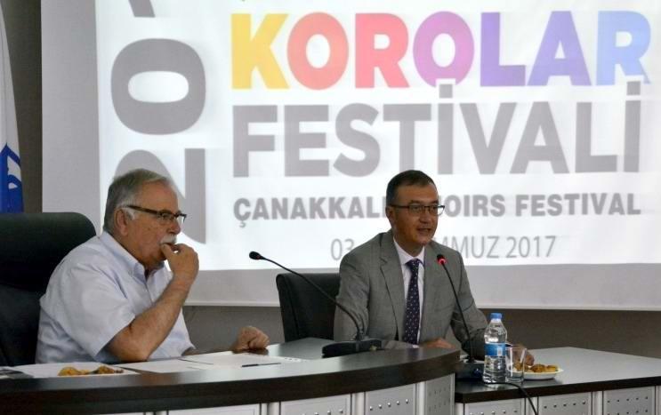 Çanakkale'de Korolar Festivali Heyecanı Başlıyor