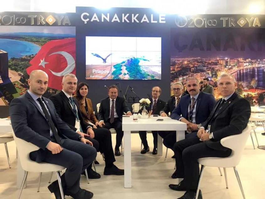 Turizm Sektörü Travel Turkey İzmir Fuarı'nda Buluştu