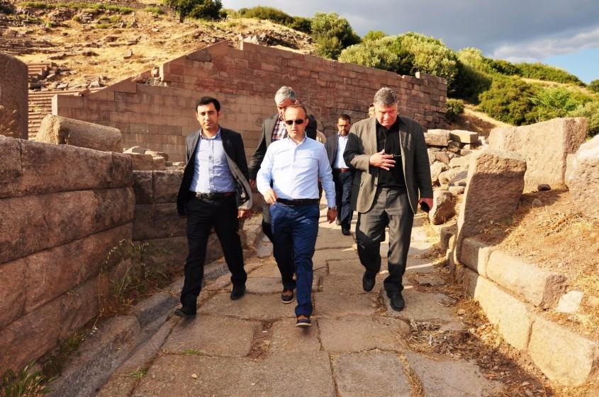 Çanakkale'de Antik Alanlarda Kamulaştırma Rekoru