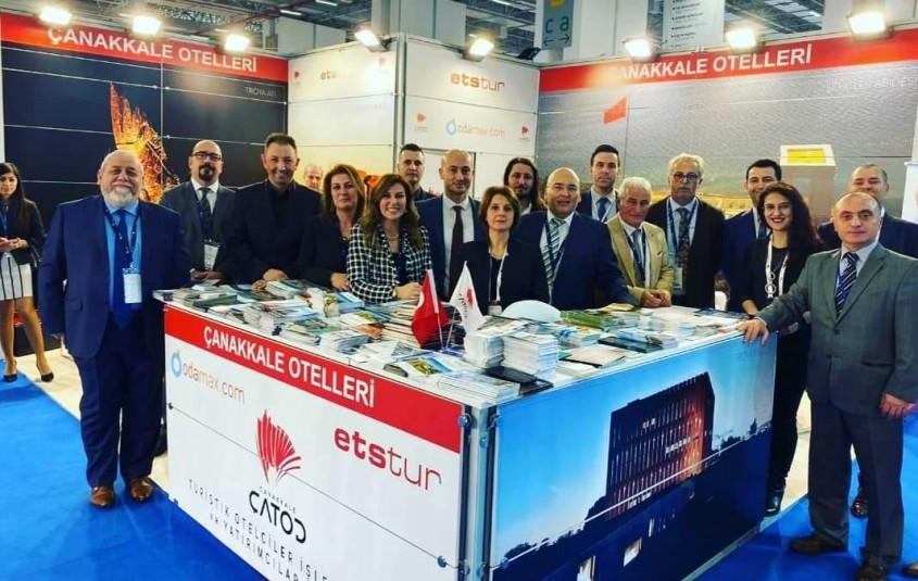 Çanakkale Turizmi İçin ÇATOD ile ETS Tur Arasında İşbirliği
