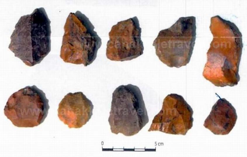 Çanakkale'de 70 Bin Yıllık İnsan İzleri Bulundu