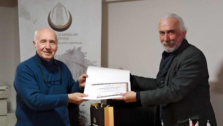 """Çanakkale'de """"Kent ve Tarih"""" Üzerine Sohbetler Sürüyor"""