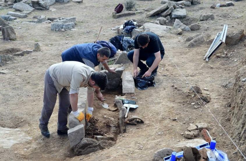 Çanakkale'de Yeni Bir Arkeolojik Kazı Başlıyor