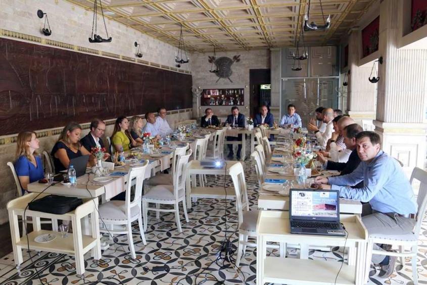 Çanakkale'nin Turizm ve Tanıtımını Konuştular