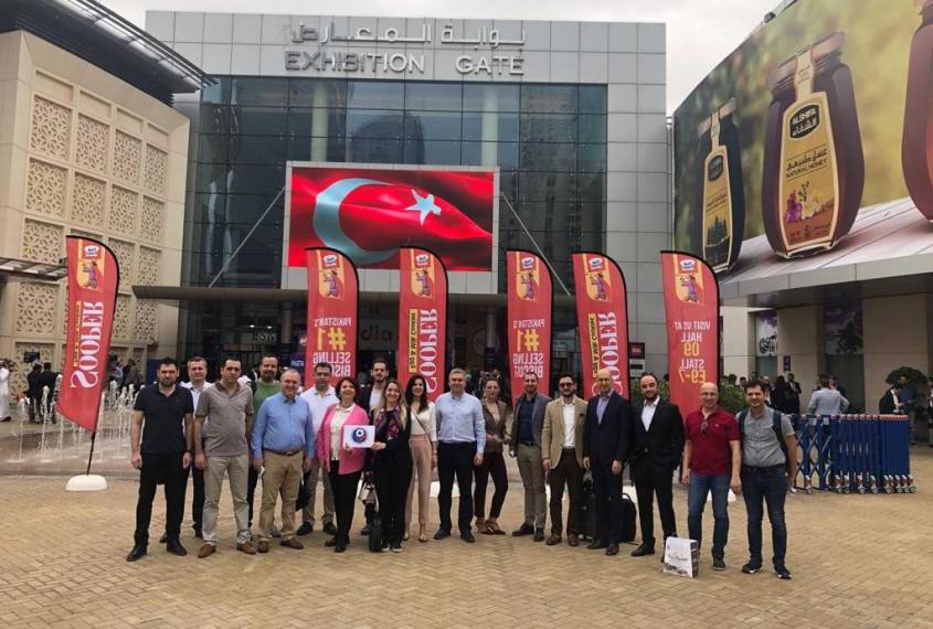 ÇTSO Dubai Gıda Fuarı'na Katıldı