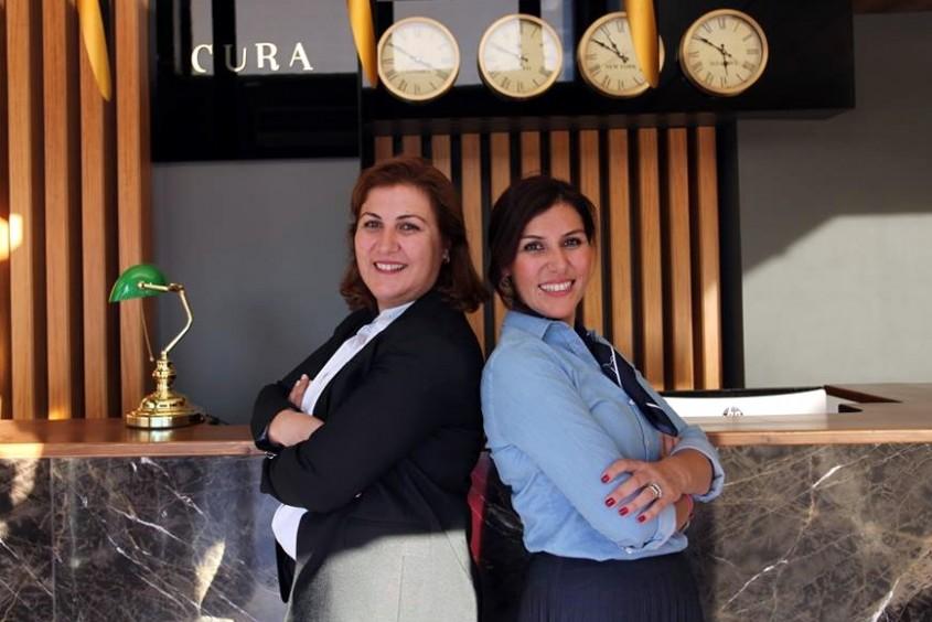 Cura Hotel 1 Yaşında