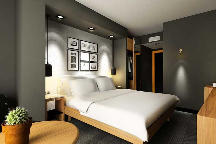 6 Milyon TL'ye Malolan Cura Hotel Hizmete Girdi