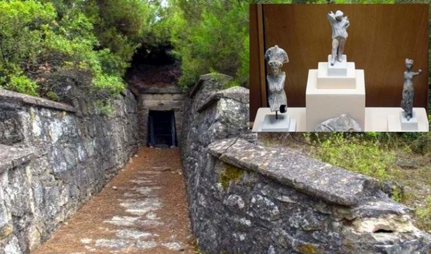Dardanos Tümülüsü'nün Kapısı Kilitlenecek