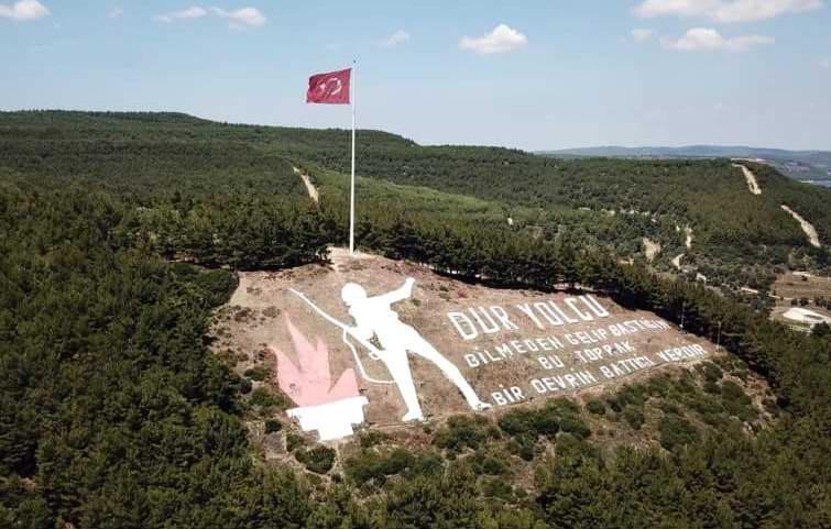 59 Yıldır Çanakkale'nin Sembolü