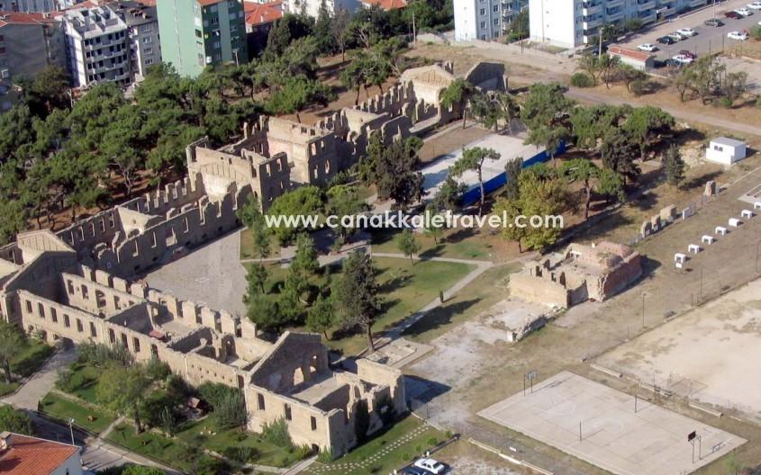 Türkiye'nin İlk Askeri Sağlık Müzesi Çanakkale'ye Yapılacak