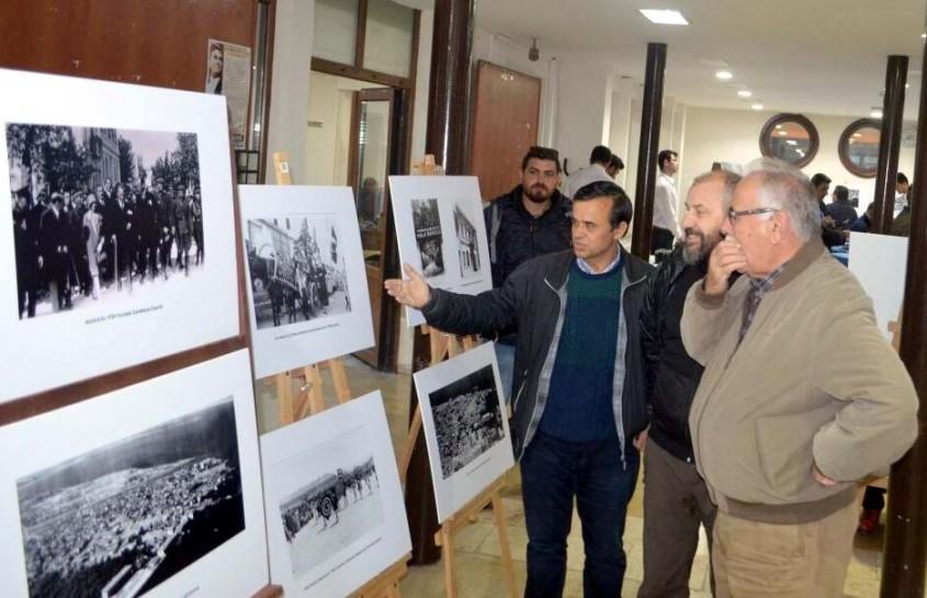Eski Çanakkale Fotoğrafları Sergisine Büyük İlgi
