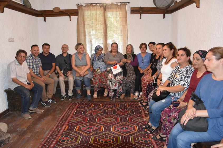 Tevfikiye Köyünde Ev Pansiyonculuğu Eğitimi Tamamlandı