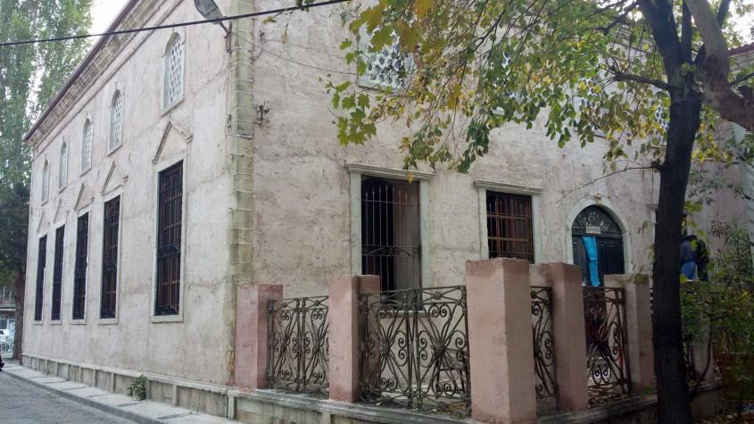 Tarihi Caminin Restorasyonu 21 Aydır Tamamlanamadı