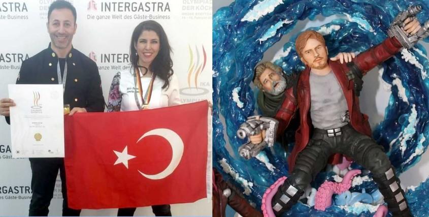 Gastronomi Olimpiyatlarında Yine Altın Madalya Kazandılar