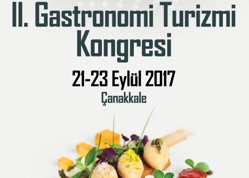 2. Gastronomi Turizmi Kongresi Çanakkale'de Yapılacak