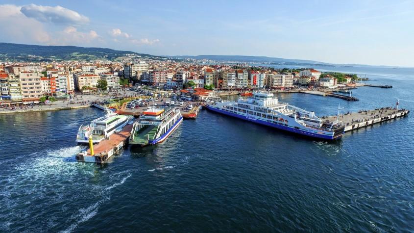 GESTAŞ Kurban Bayramında 18 Gemi İle Sefer Yapacak