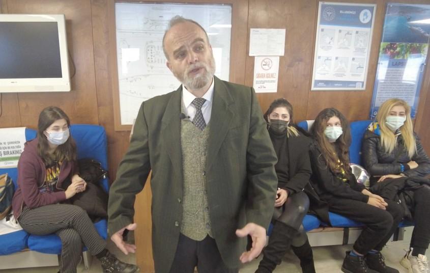 GESTAŞ Feribotlarında Sergilenen Mehmet Akif Ersoy Tiyatrosuna Büyük İlgi