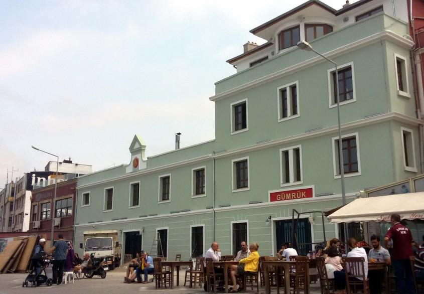 147 Yıllık Tarihi Binanın Restorasyonu Tamamlandı