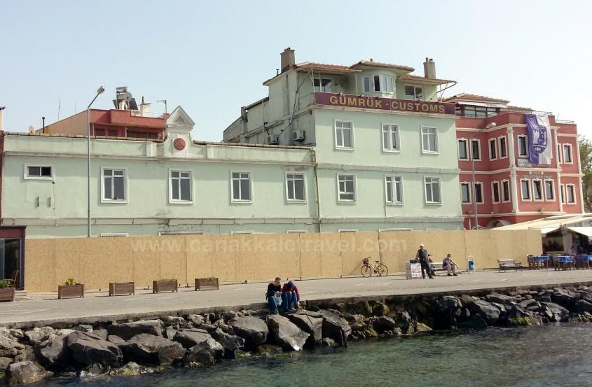 146 Yıllık Tarihi Binada Restorasyon Başlıyor