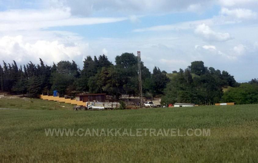 Hasan Mevsuf Tabyası ve Şehitliği'nde Restorasyon Sürüyor