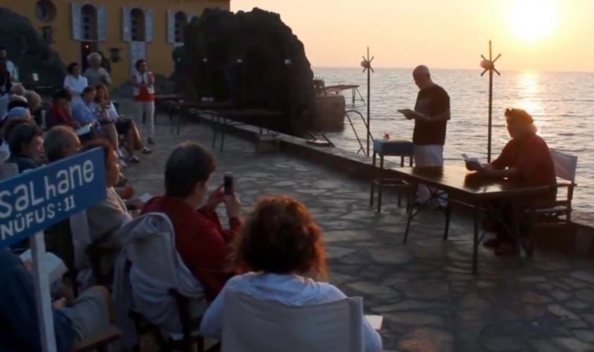 Bozcaada'da Homeros Okuma Günü Etkinliği Düzenlendi