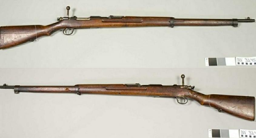 İngilizler Çanakkale Savaşı'nda Japon Tüfeklerini Kullanmış!