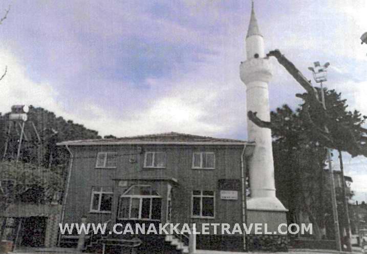 164 Yıllık Tarihi Cami Koruma Altına Alındı