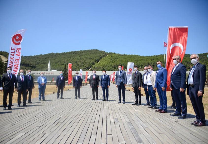 Kızılay Ağadere Müzesi Törenle Ziyarete Açıldı