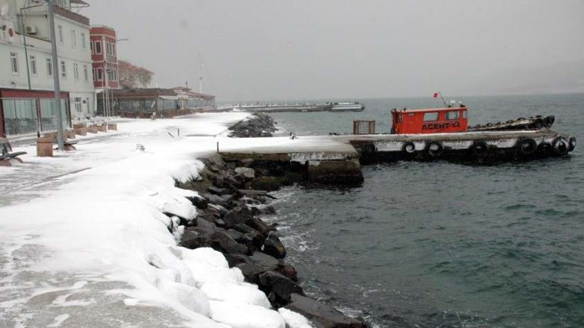 Dikkat! Fırtına ve Kar Yağışı Geliyor, Feribot Seferleri İptal