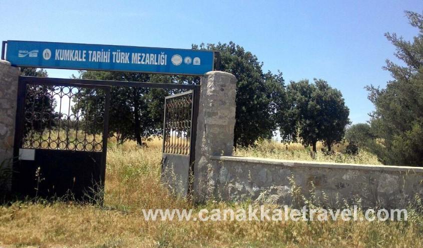 İşte 4 Yıl Önce Ziyarete Açılan Tarihi Türk Mezarlığının Hali!