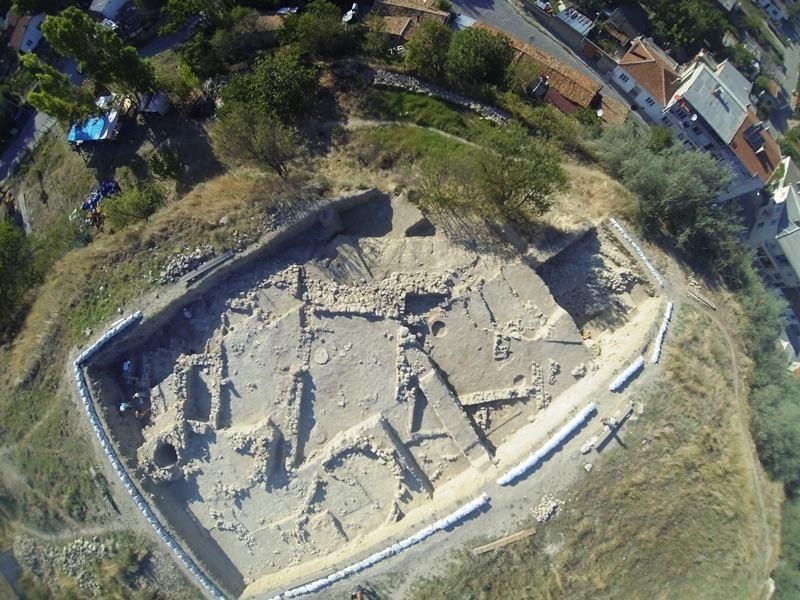 Maydos Kilisetepe Höyüğü'nde 2016 Yılı Kazıları Başladı