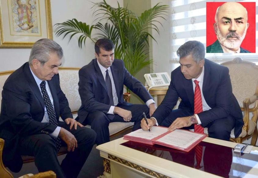 Mehmet Akif Ersoy'un Evi Yeniden Yaptırılıyor