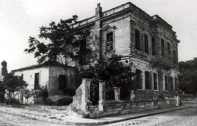 """İşte """"Necip Paşa Konağı""""nın Tarihçesi"""