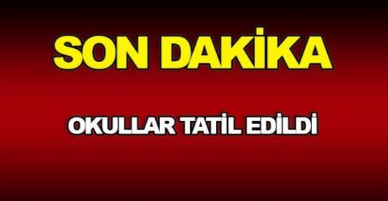18 Mart'ta Çanakkale'de Okullar Tatil