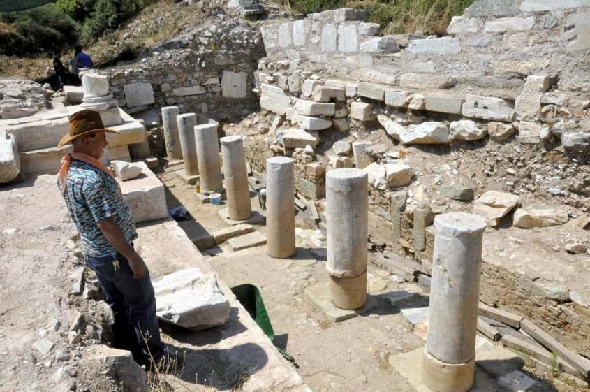 Parion Antik Kenti Turizme Kazandırılıyor
