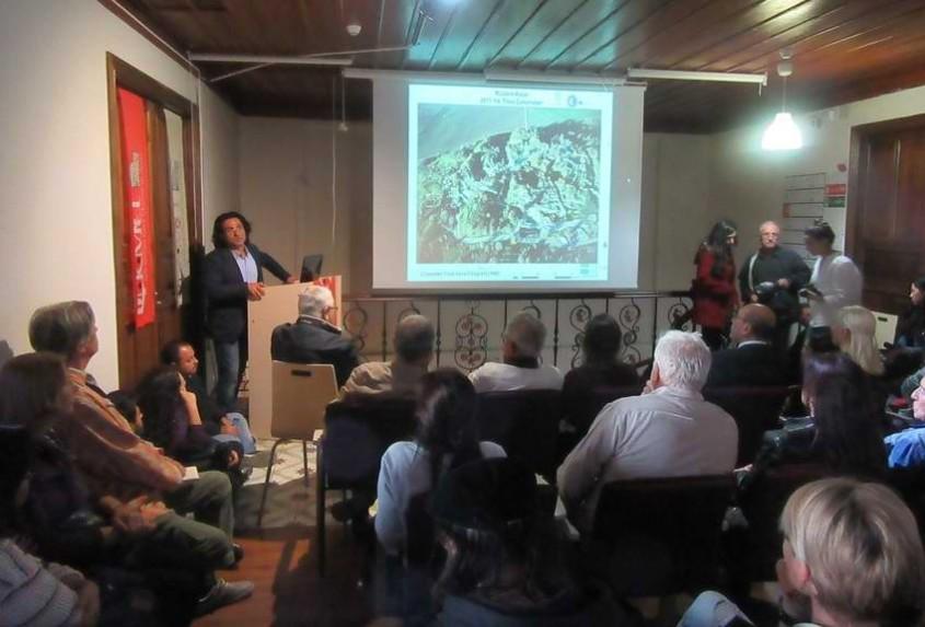 """Çanakkale Kent Müzesi'nde """"Troia"""" Konuşuldu"""