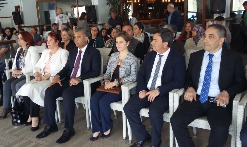 """""""1. Uluslararası Sanat Sağlık Festivali"""" Başladı"""