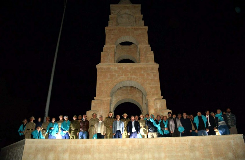Çanakkale Savaşı'nda Şehit Olan Tıbbiyeliler Törenle Anıldı