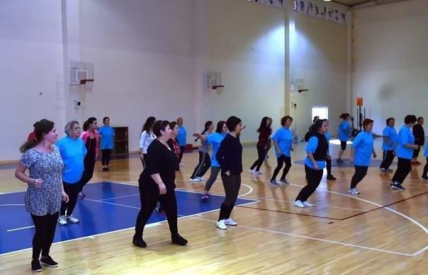 Çanakkale Belediyesi Ücretsiz Step-Aerobik Dersleri Başlıyor